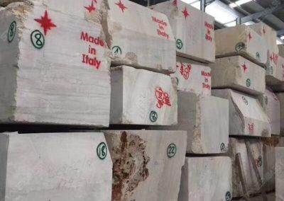 Daino Reale Marble Blocks