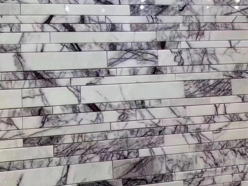 Lilac Marble Mosaic Tile