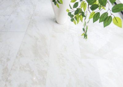Mystery White Marble Flooring Tiles