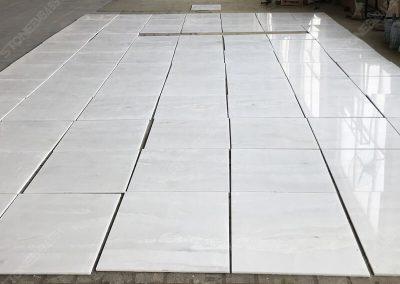 Mystery White Marble Tiles