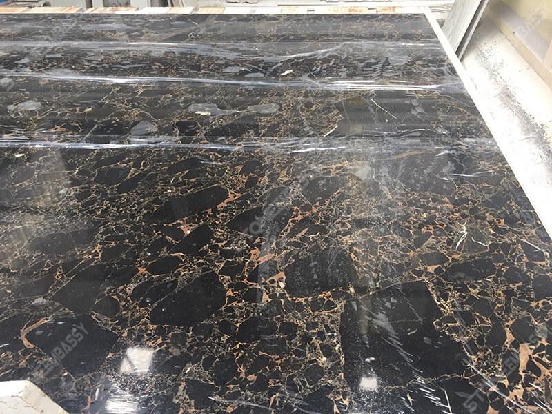 athens portoro marble