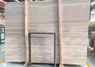white wood marble polished