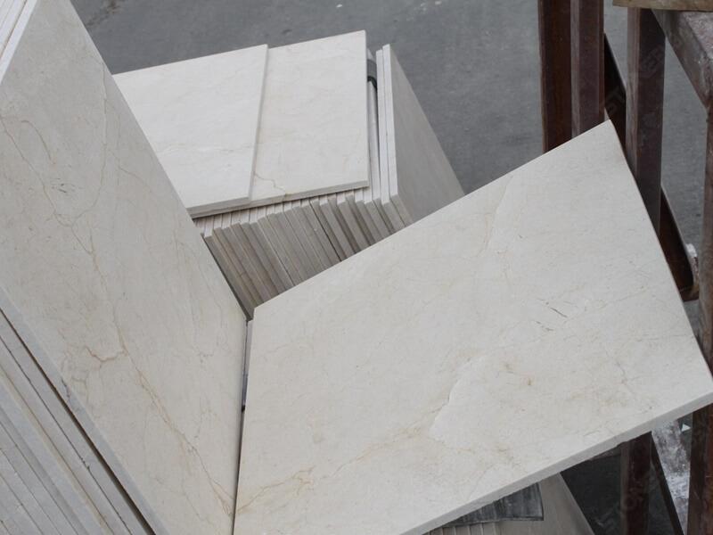 24x24 inch Crema Marfil Tile
