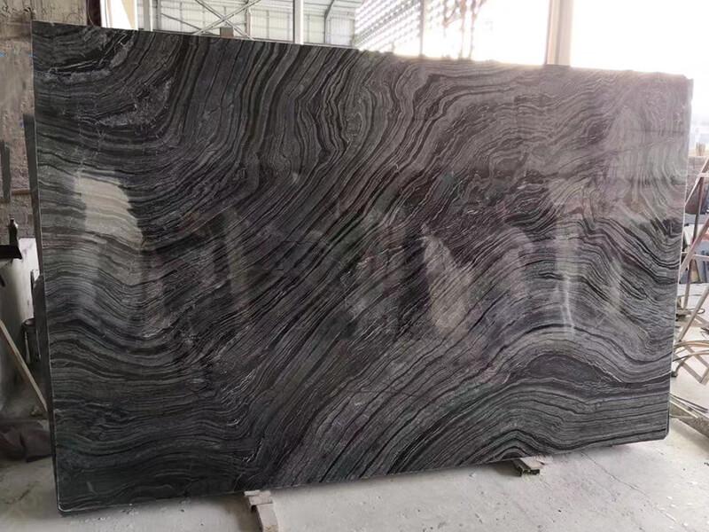 Black forest marble slab 4
