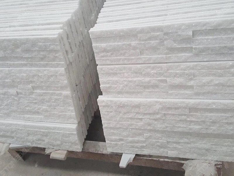 Crystal White Culture Stone
