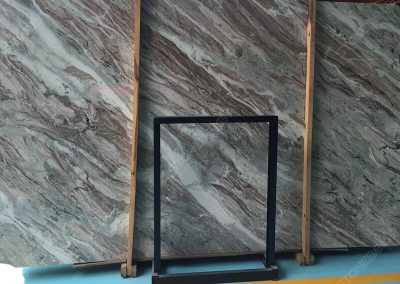 Fantasy Brown Marble Big Slab Vein Cut