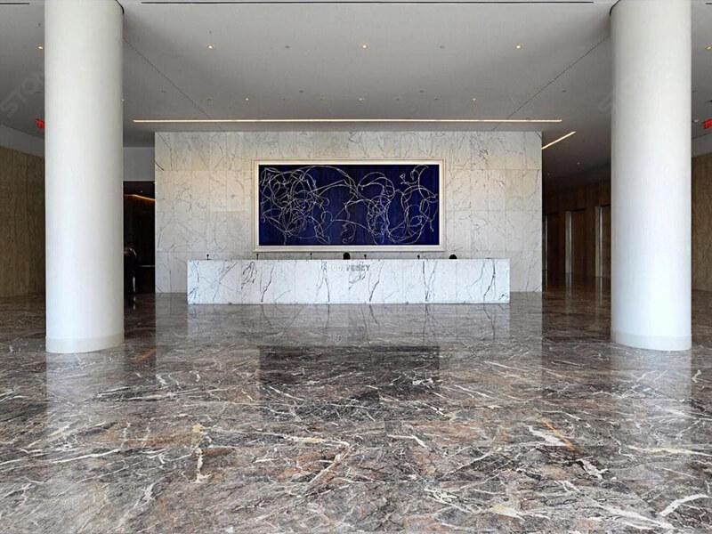 Fior Di Pesco Marble hotel lobby