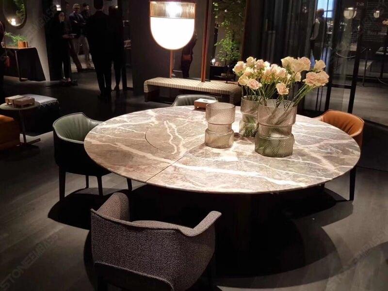 Fior Di Pesco Marble table top
