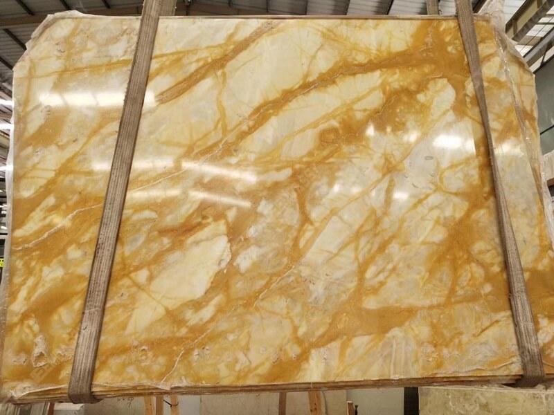 Giallo siena marble top quqlity1