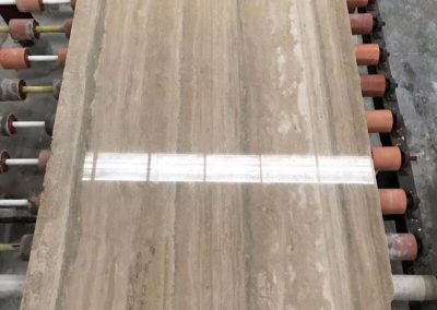 Italian Silver Travertine -Polished