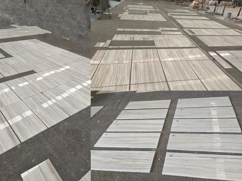 Nestos Marble Cross Texture Tile