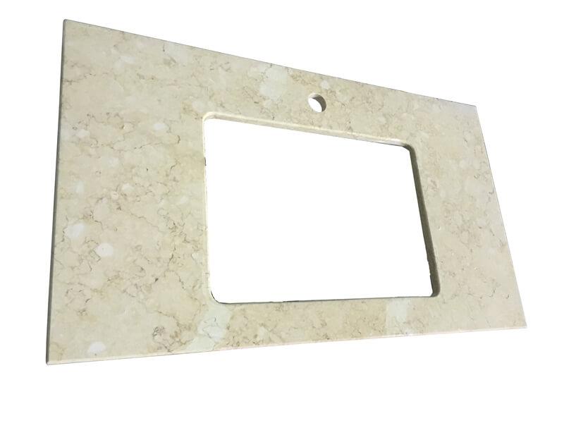 Sunny marble washbasin top
