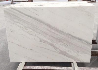 Volakas White Marle Tiles