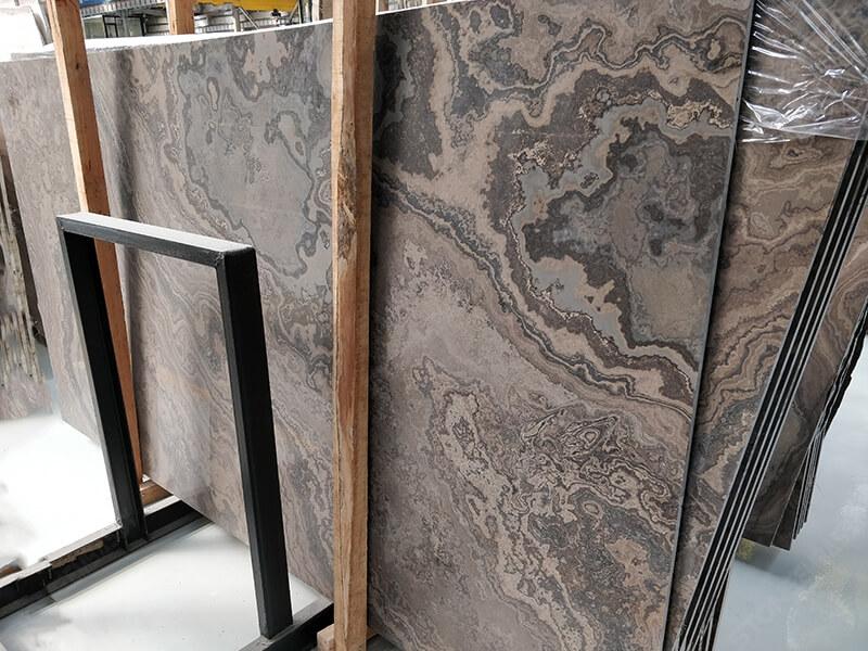 Eramosa marble slab 4