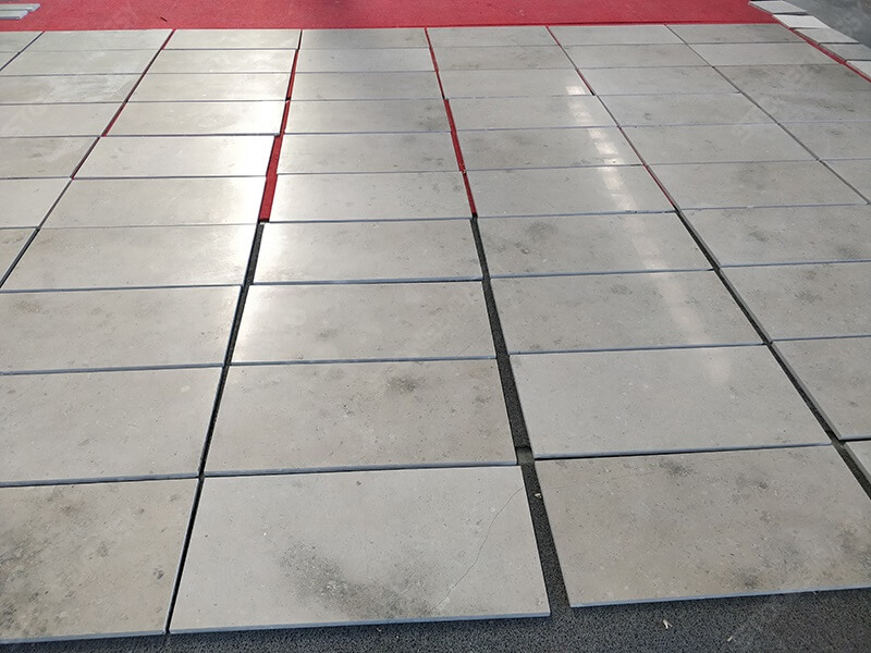 Honed Jura Gray Limestone Tiles (2)