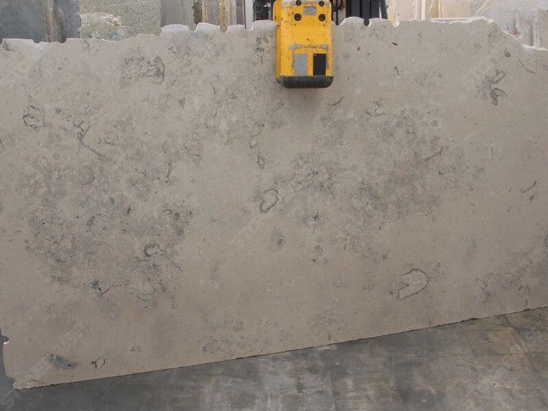 Honed Jura Grey Limestone Slab