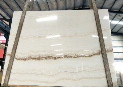 Ivory Onyx Big Slab