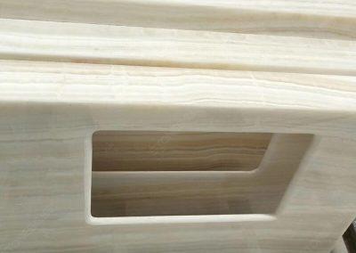 Ivory Onyx Vanity Top