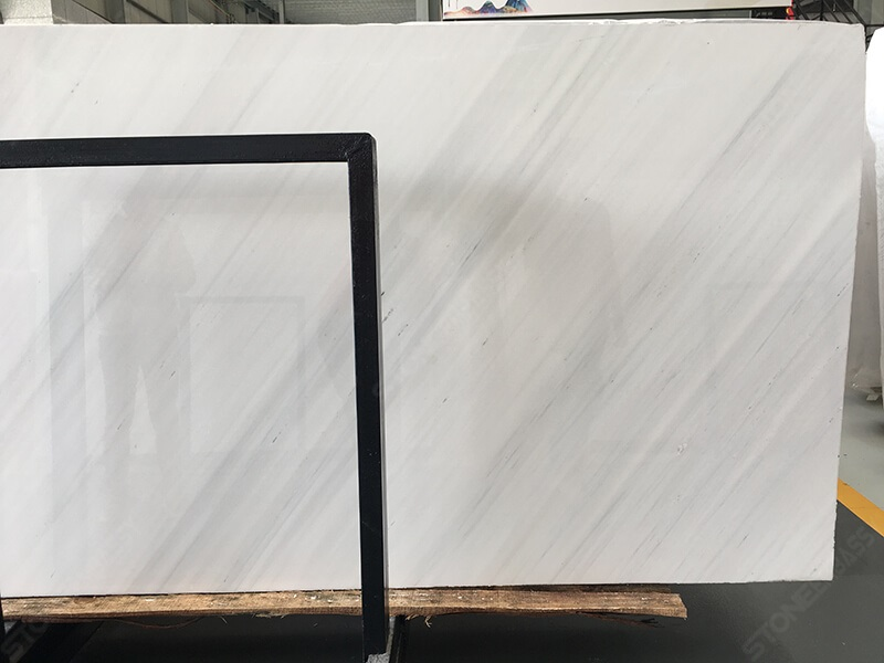 Sivec White Marble Slabs (1)