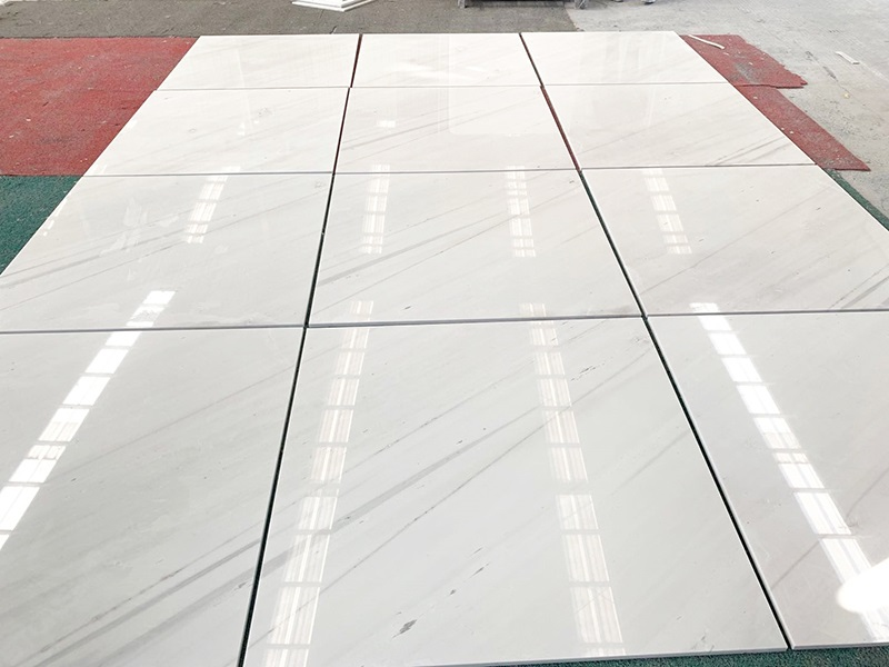 Sivec White Marble Tiles (5)