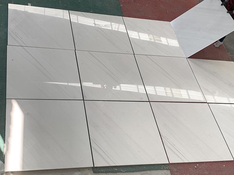 Sivec White Marble Tiles (6)