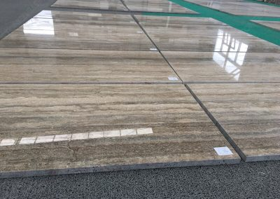 Size 300x600mm Silver Travertine Tiles