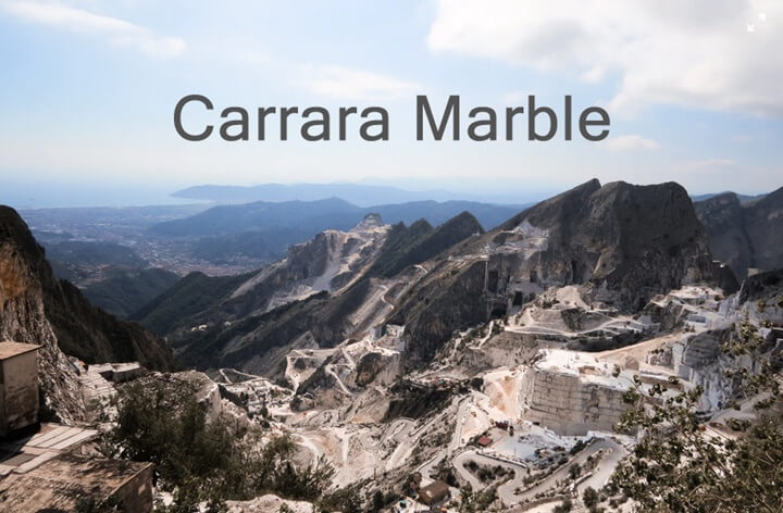 Carrara Marble City