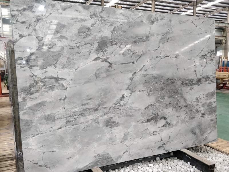 Super White Marble Slabs