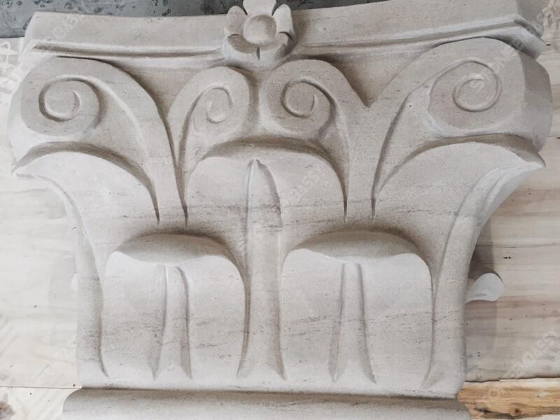 carved moca limestone limestone