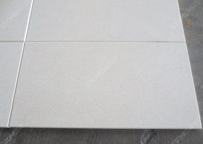 honed limra white limestone tiles