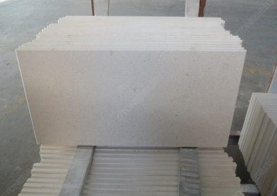 limra white limestone tile