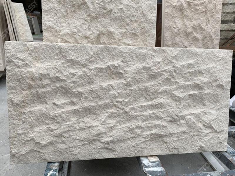 natural split limra white limestone