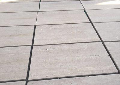 roman travertine tile
