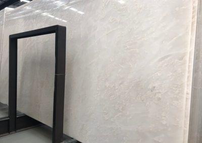 Bianco Rhino Marble Big Slab