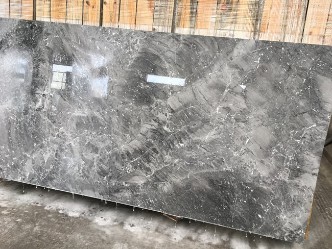 Donatello Marble Slab ready for cutting to size