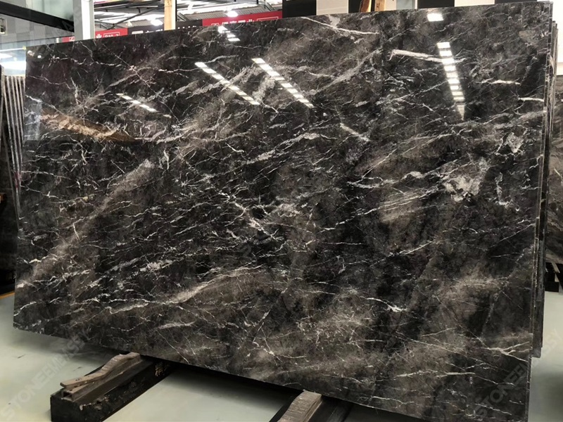 grigio carnico marble big slabs