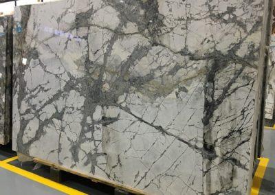 invisible grey marble big slab