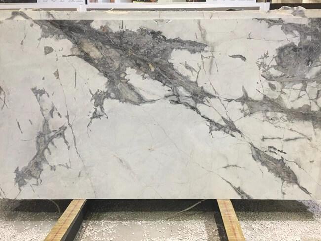 invisible grey marble big slabs