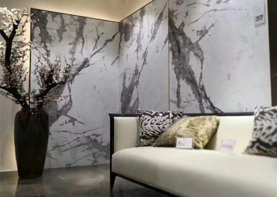 invisible grey marble project
