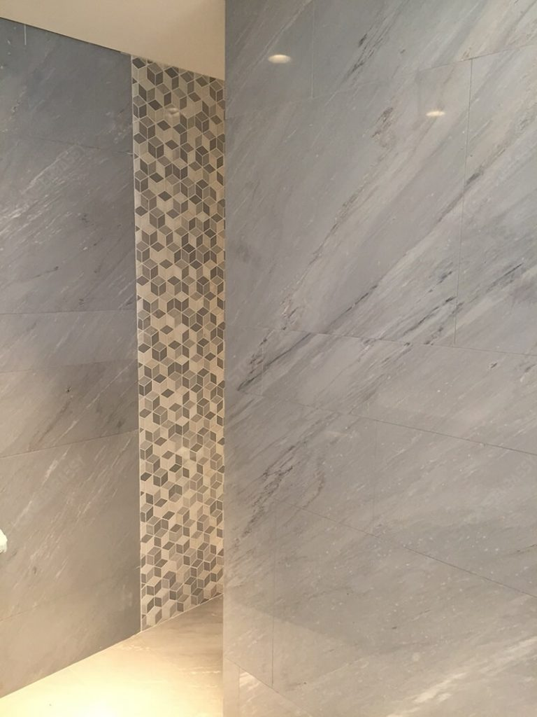 palissandro blue marble wall cladding
