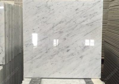 1cm carrara marble tile