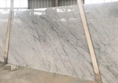 carrara white marble big slab