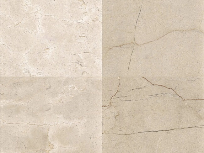 crema marfil-different surface details