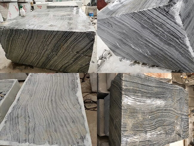 jurassic marble block