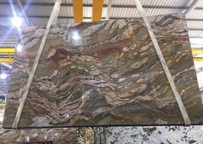 fusion quartzite big slab