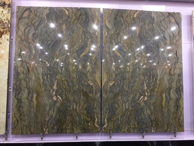 fusion quartzite for background decoration