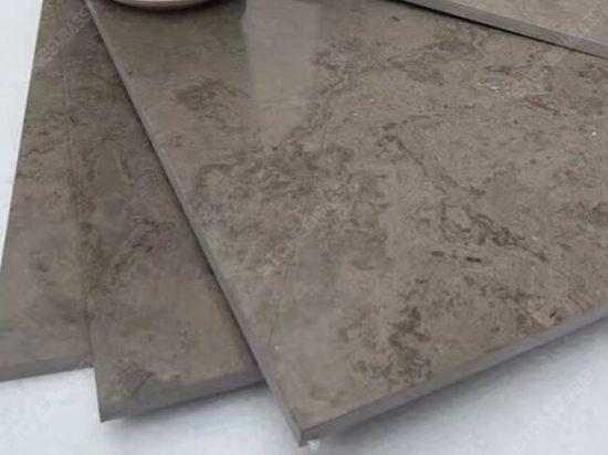 grey wood marble cross cut