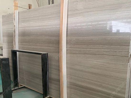 grey wood marble slabs