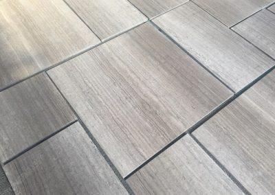 grey wooden marble tiles dark color