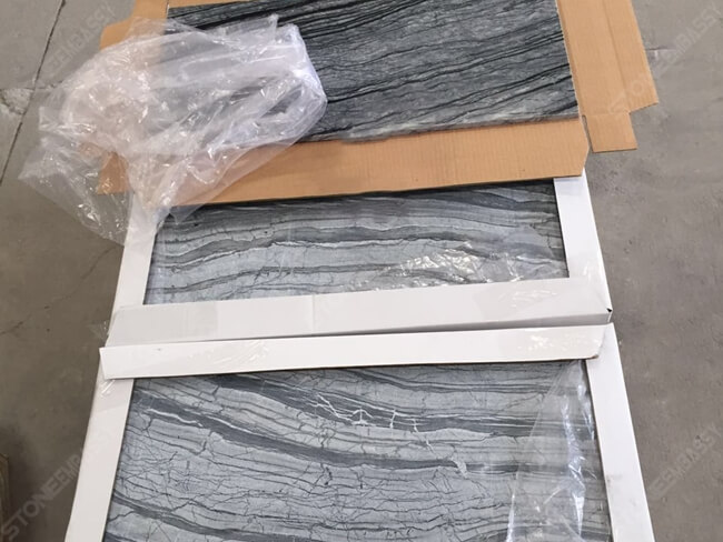 package of jurassic thin tiles 600*300